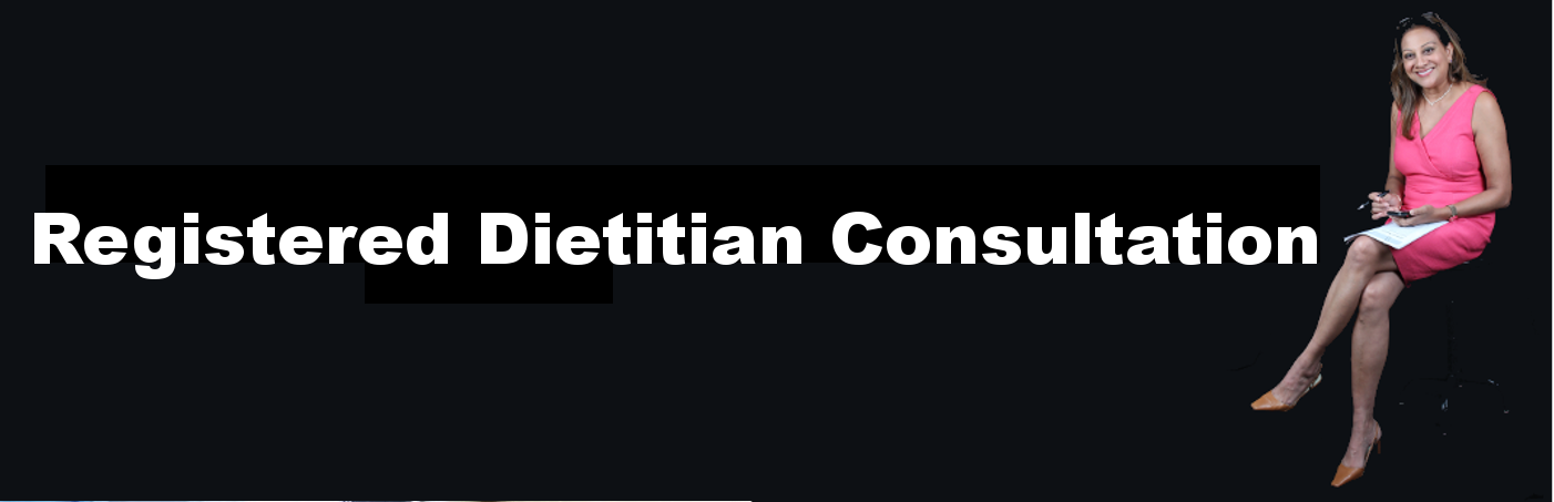 Sue Behari-McGinty | Registered Dietitian Consultation, Canada, Toronto